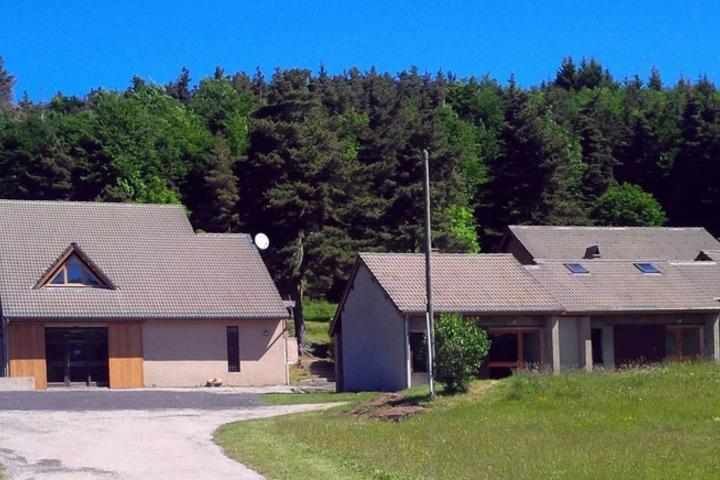 Group accommodation Genestou