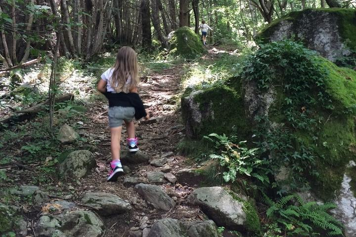 Family stroll : discover the druids'way